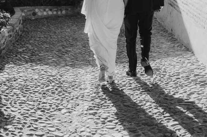 Zapatos de novia - 1