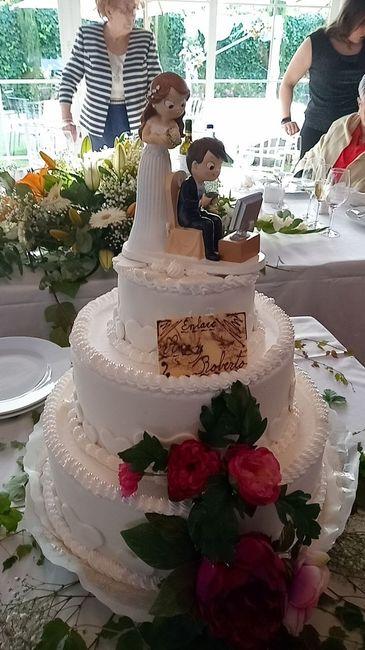 Pastel de boda? 5