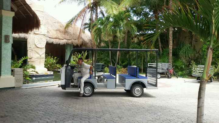 Mi experiencia en hoteles palladium riviera maya - 2