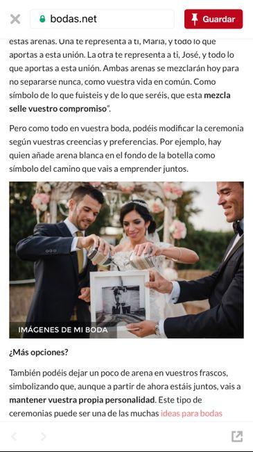 Hacer marco para el ritual de la arena - Manualidades - Foro Bodas.net