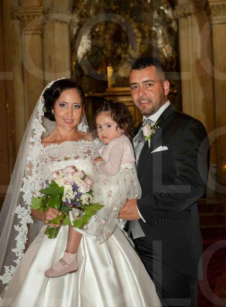 Fotos de nuestra bonita boda :-) - 5