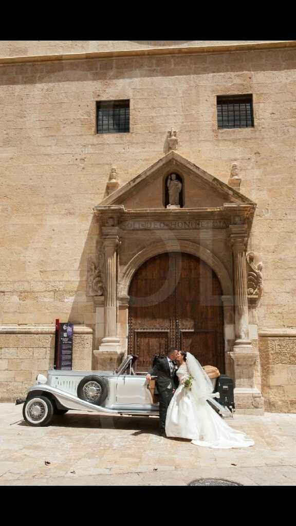 Fotos de nuestra bonita boda :-) - 7