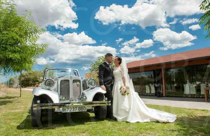 Fotos de nuestra bonita boda :-) - 8