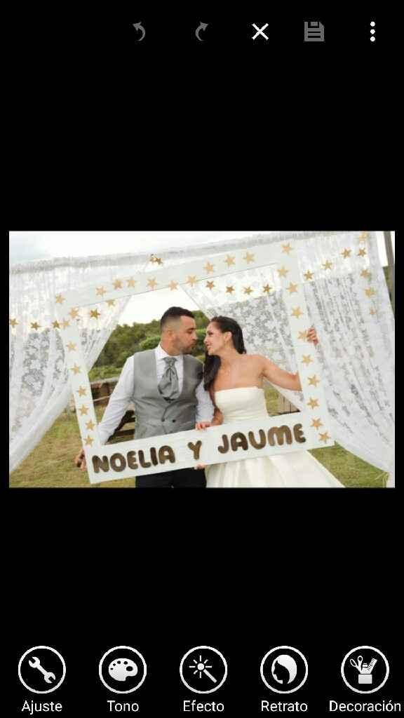 Fotos de nuestra bonita boda :-) - 12