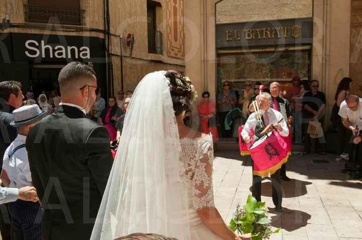 Peinados y maquillajes de las recién casadas - 2