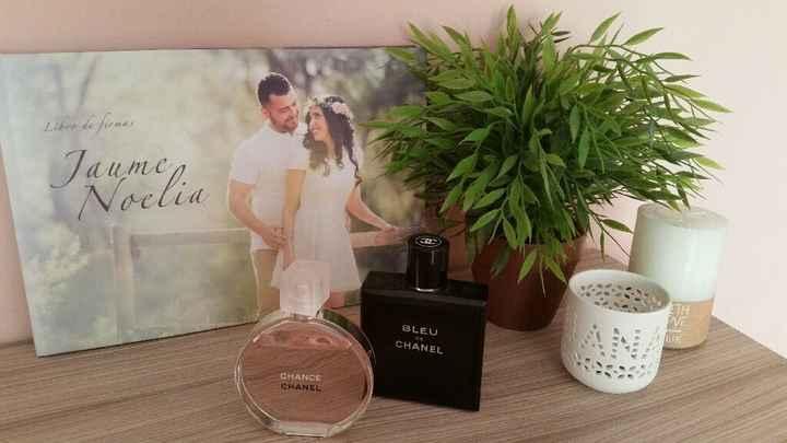 Que perfume vais a llevar en vuestro dia b? :-) - 1