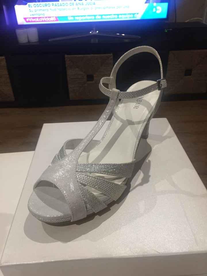 Zapatos y liga!!! - 3