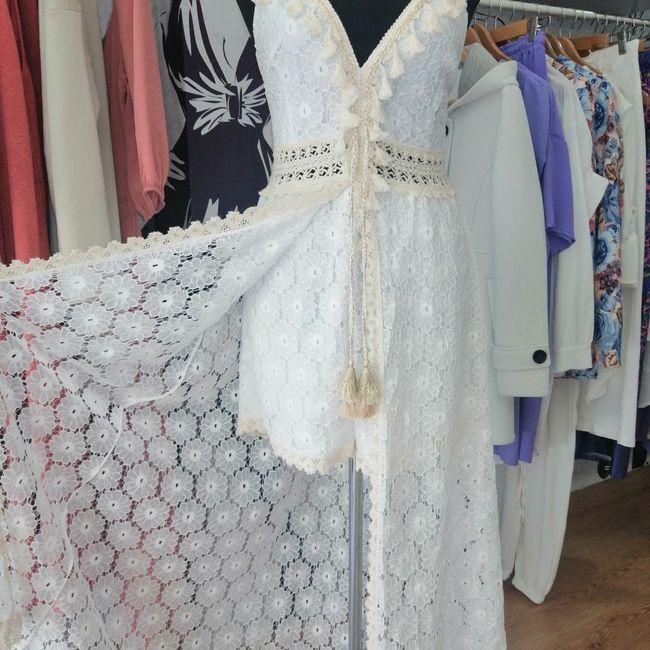 Vestido pre boda 3