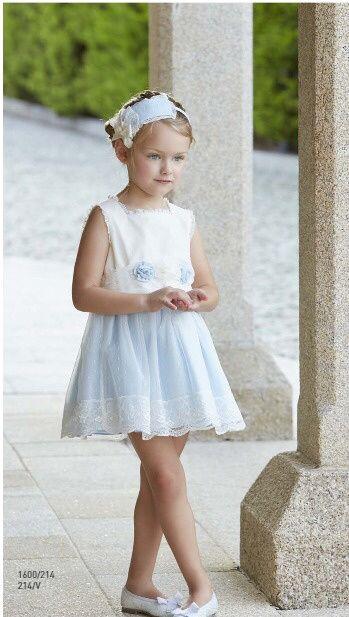 Vestido o trajes para tus hijos o pajes de boda 7