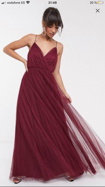 chollazo rebajas para vestidos de damas de honor 5
