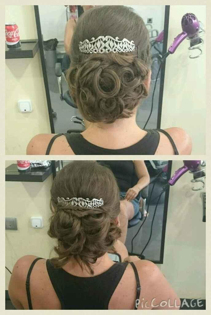 Mi peinado - 1