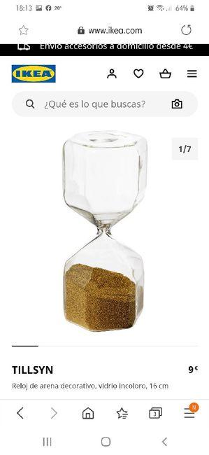 Reloj de arena - 1