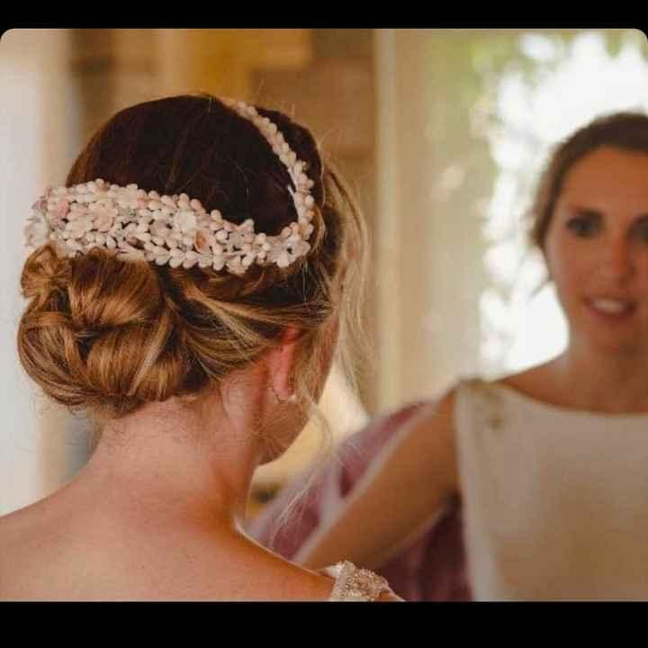 Diadema, tiara, tocado de novia!!! - 1