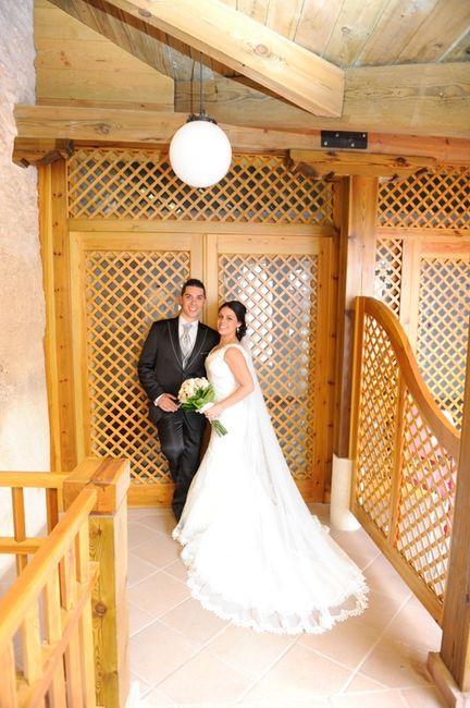 27 de septiembre Miguel y Sonia