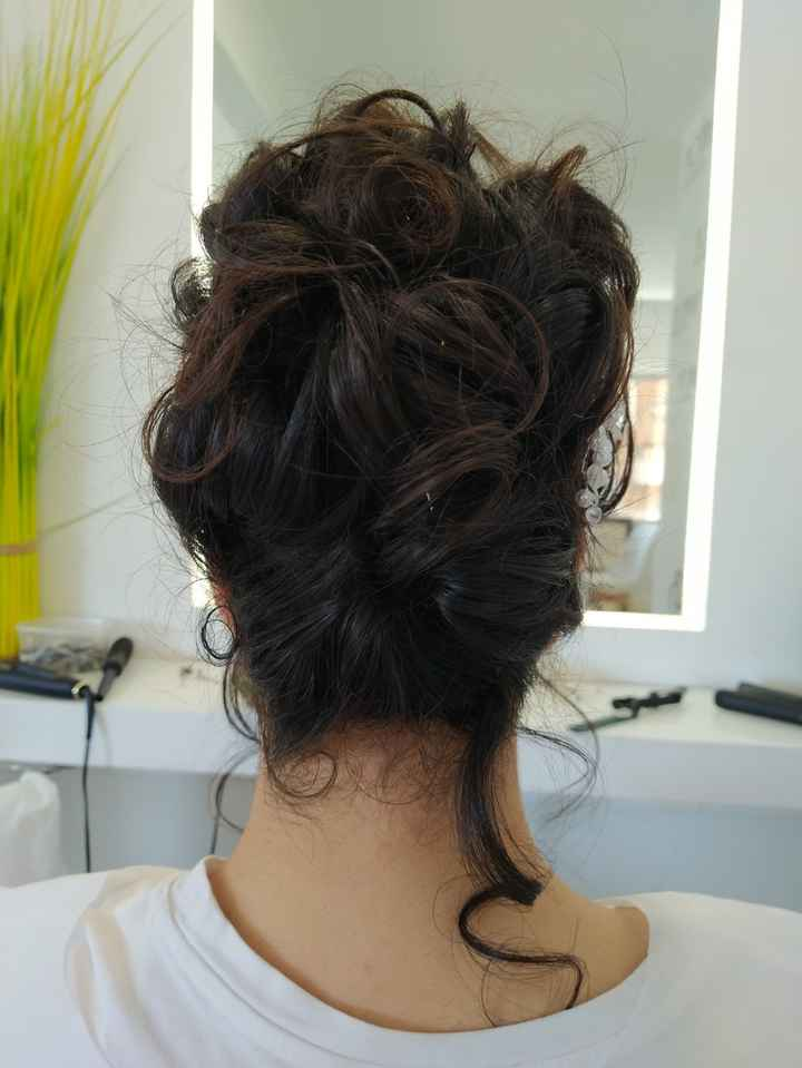 Ayuda/consejo. Peinado novia. - 3