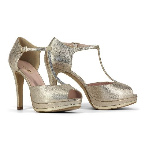 zapatos para vestido de novia color champagne – vestidos madrina