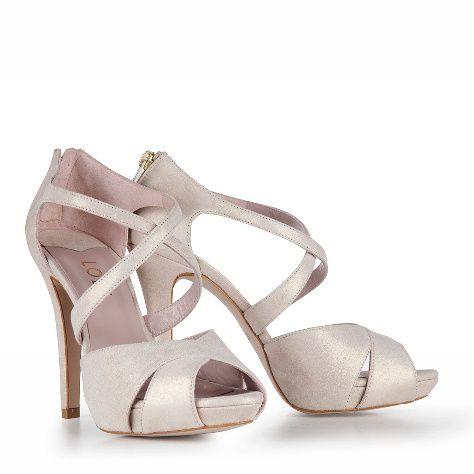 zapatos para vestido champagne?? - moda nupcial - foro bodas
