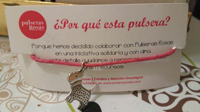 Ya tenemos regalo solidario p gina 2 organizar una - Aecc regalos boda ...