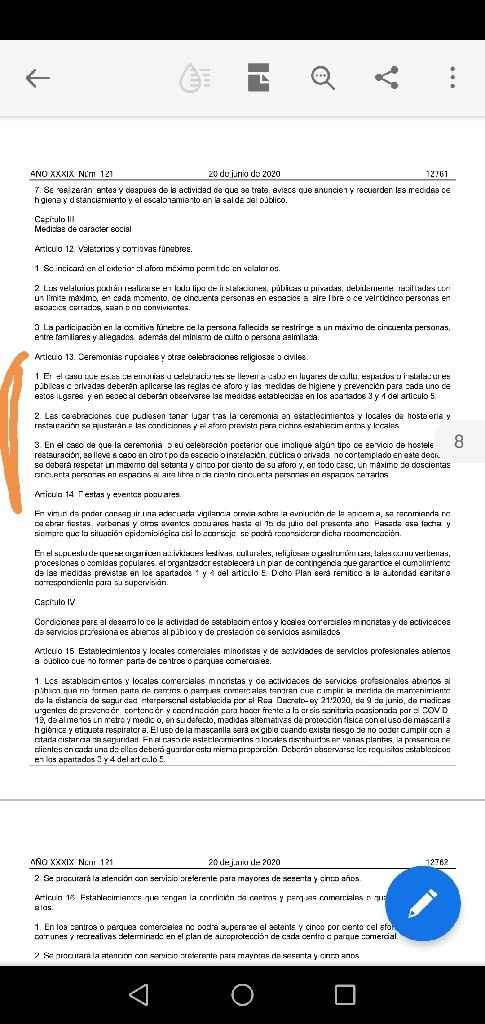 docm Castilla La Mancha - 2