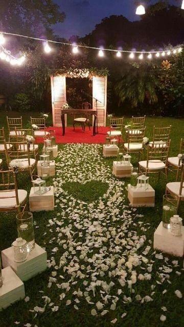 Necesito ideas para decorar mi ceremonia civil! 27
