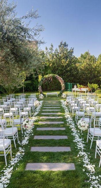 Necesito ideas para decorar mi ceremonia civil! 29