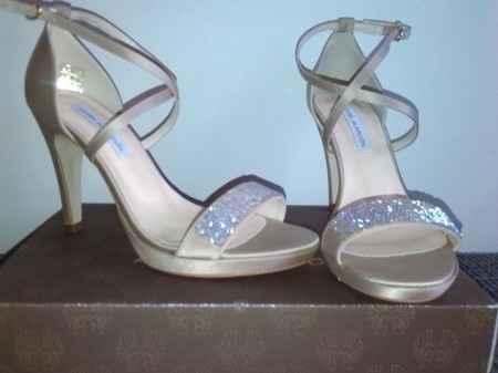 Zapatos Estilo Vintage - 1