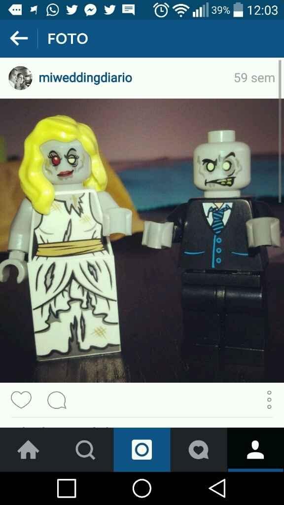 Muñecos playmobil o lego - 1