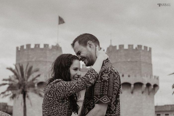 ¡Comparte vuestra foto de pareja favorita! 😍 38