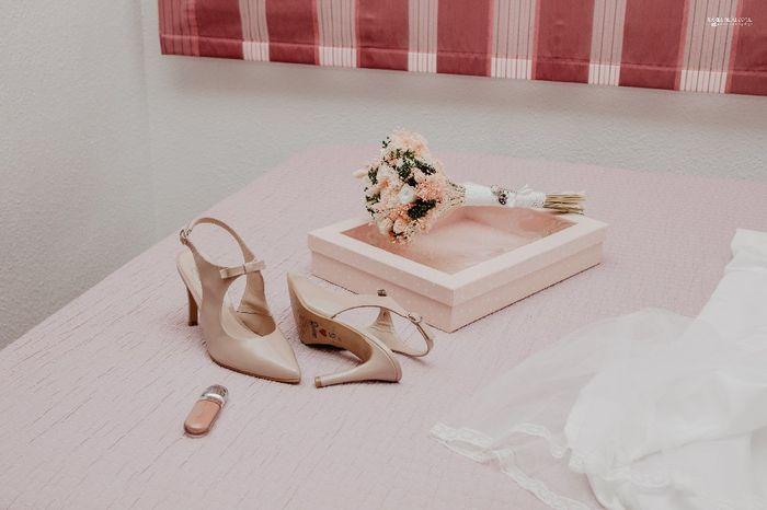 Ramo de novia con flores preservadas ¿sí o no? 4