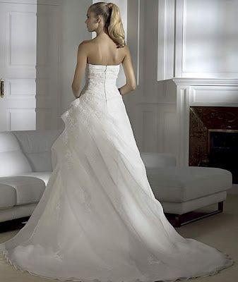 mi vestido de novia