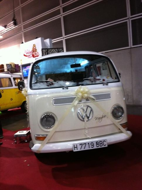 posible coche para mi boda!