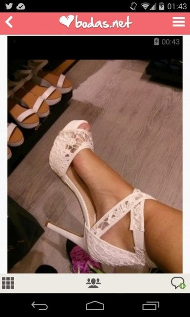 zapatos de novia. baratos en oviedo - asturias - foro bodas