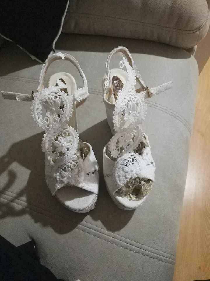 Mis zapatos - 1