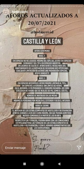 Medidas covid Castilla y León 4