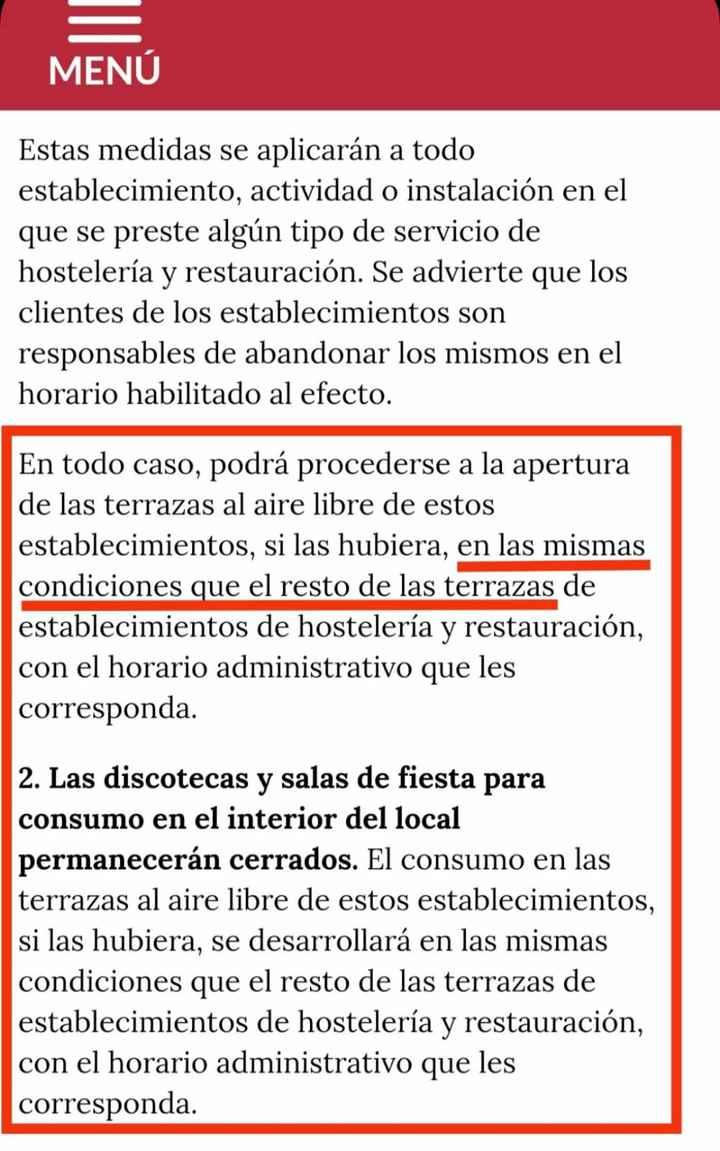 Medidas covid Castilla y León - 1
