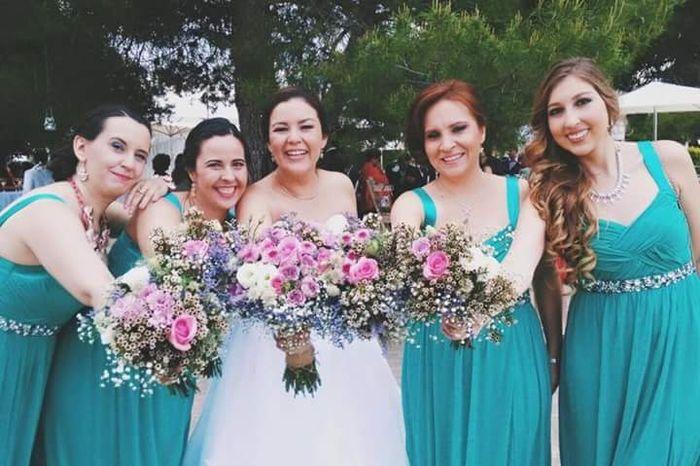 aaf0102365 Vestidos para damas de honor con 15 años - Organizar una boda - Foro ...