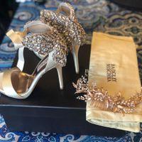 Por fin mis zapatos Badgley Mischka!!! - 2