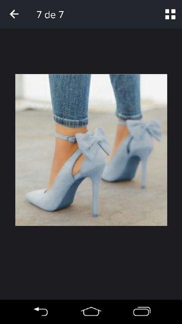 Por fin tengo zapatos - 1