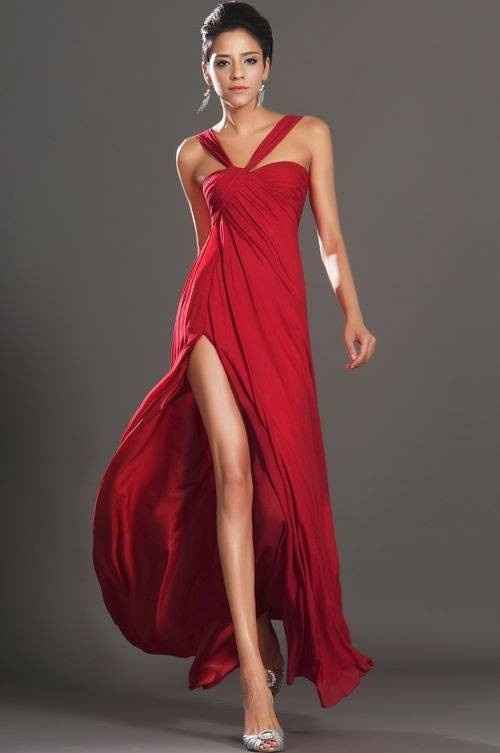 Foto del vestido pedido