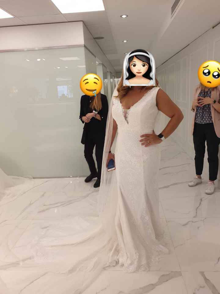 Faltan 3 días para la primera visita a una tienda de vestidos y estoy muy nerviosa - 1