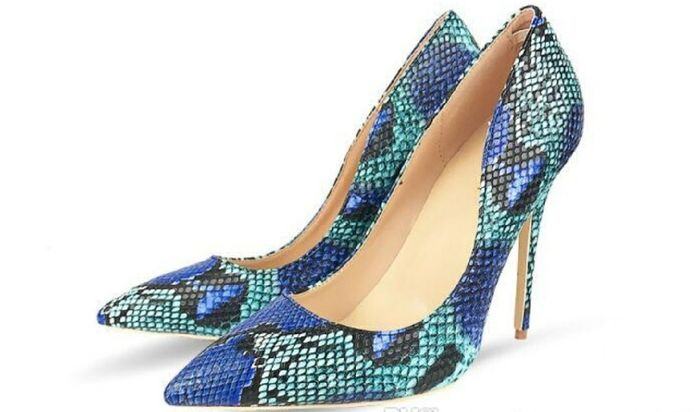 Los zapatos de todas las novias! 12