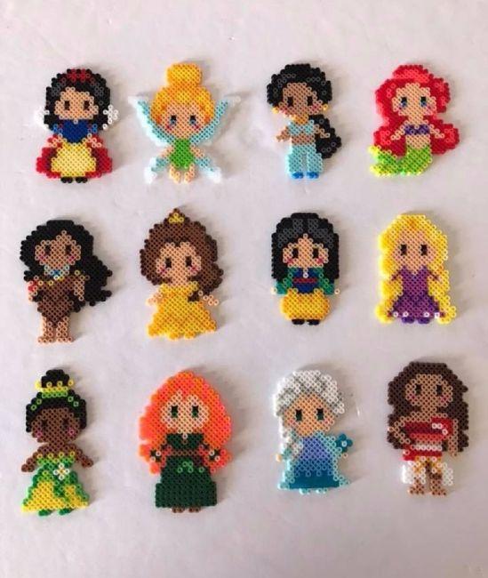 Hama Beads Peter Pan - 3