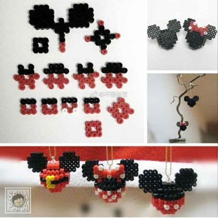 Hama Beads Peter Pan - 2