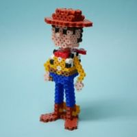 Hama Beads Peter Pan - 1