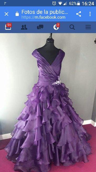 Dudas vestido de novia - Moda nupcial - Foro Bodas.net
