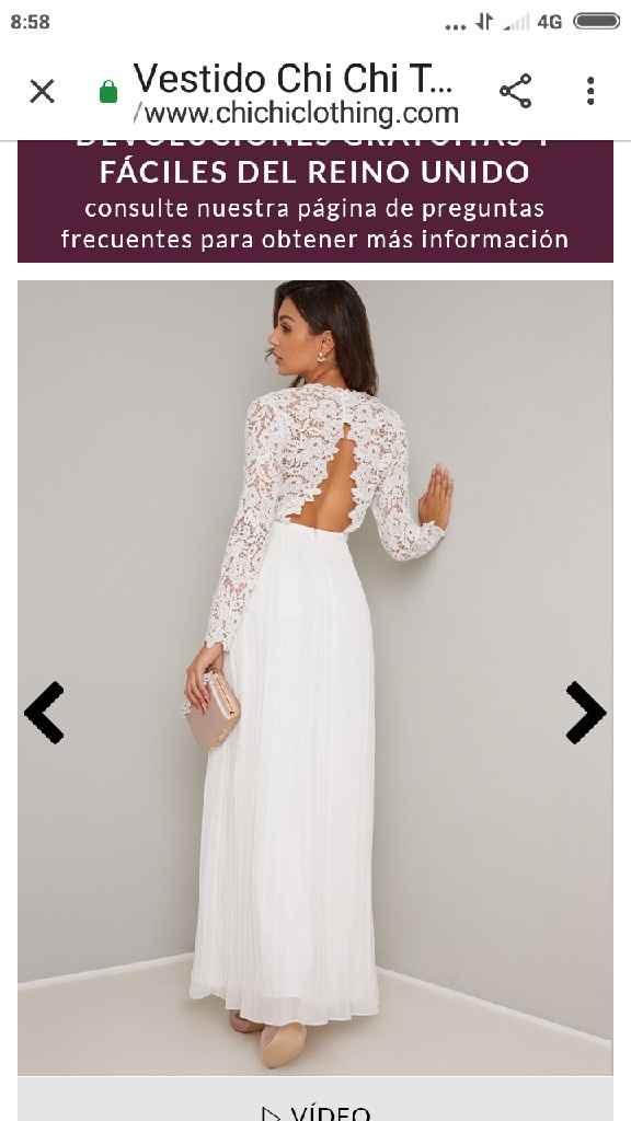 Quiero un vestido economico - 2