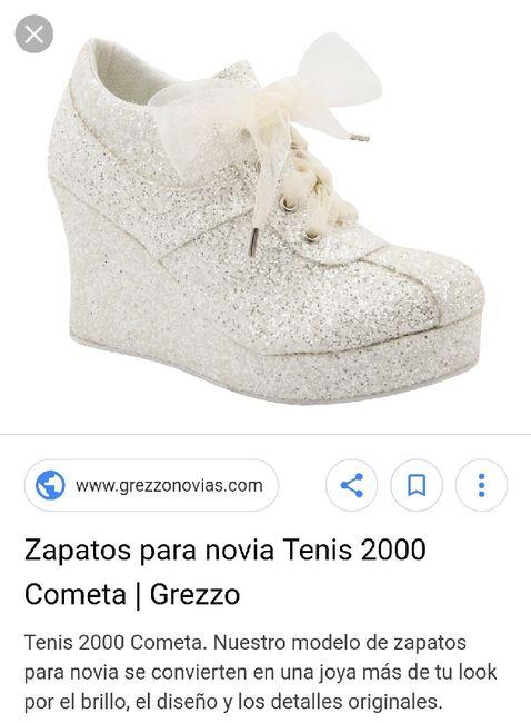Duelo de zapatos. ¡VOTA! 1