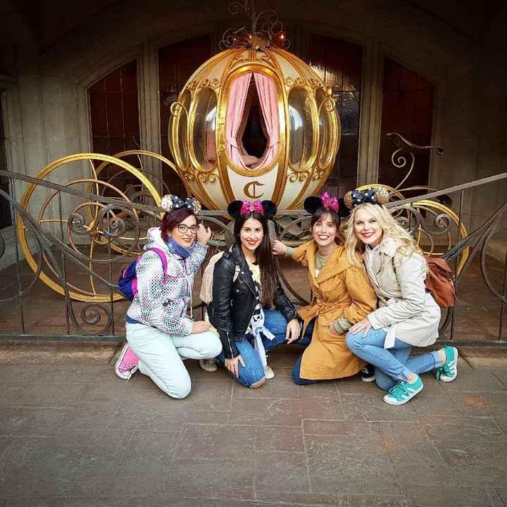 Mi primera despedida en Disney, Increible! 😍👰🏻 - 5