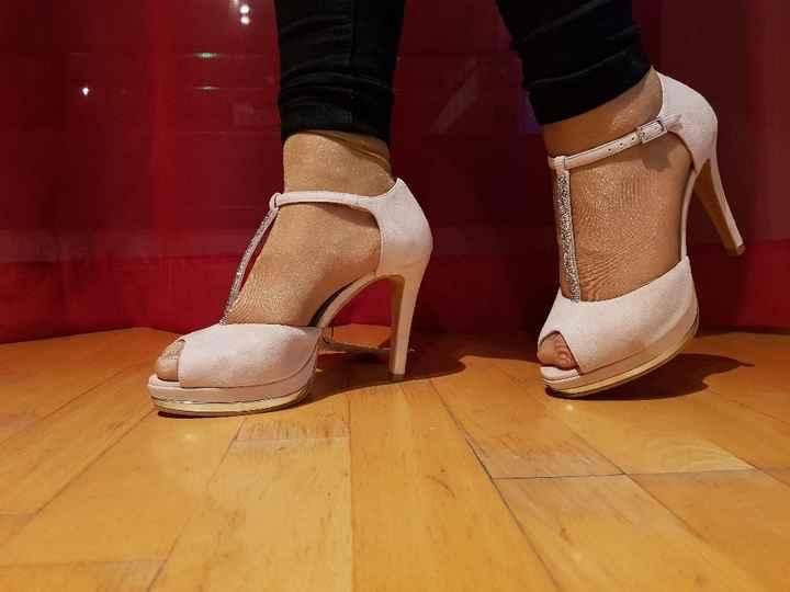 Zapatos para el día b 😍 - 1