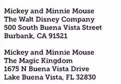 Invitacion Mickey y Minnie - 1